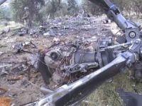 Şırnak Şenoba'da askeri helikopter düştü: 13 asker şehit