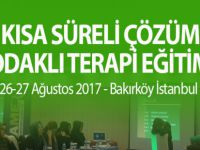 Kısa Süreli Çözüm Odaklı Danışmanlık Eğitimi 2017