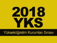 2018 YKS Tercih Kılavuzu