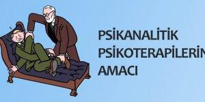 Psikanalitik Psikoterapinin Amacı