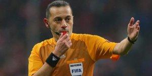 Cüneyt Çakır, Dünya Kupasında Görev Yapacak