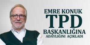 Emre Konuk: Türk Psikologlar Derneği Başkanlığına Adayım