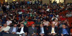 ERÜ'de 'Spor Ahlakı ve Psikoloji' paneli düzenlendi