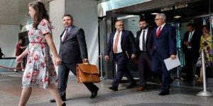ABD Dışişleri Bakanlığı: Türk heyetiyle Pastör Brunson dahil bir dizi meseleyi tartıştık