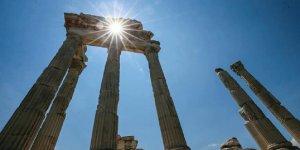 Pergamon Amfi Tiyatro gün yüzüne çıkarılacak