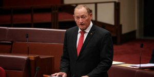"""Avustralyalı senatör Müslümanlar için """"Hitler"""" metodu önerdi"""