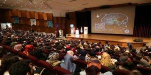 Prof. Dr. Nevzat Tarhan'dan Gaziantep'te İki Konferans