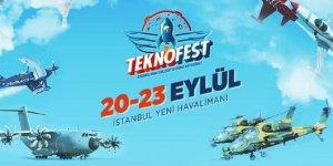 Türkiye'nin ilk havacılık, uzay ve teknoloji festivali TEKNOFEST başladı