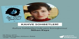 Nihan Kaya, 'İyi Aile Yoktur' İle Balat'ta Okurlarıyla Buluşuyor