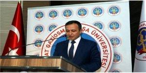 Erü Rektörü Çalış, Tokat'ta 5. Maneviyat Psikolojisi Sempozyumuna Katıldı