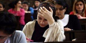 Vize dönemindeki kaygı başarısızlık getiriyor