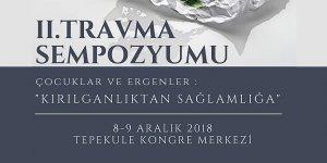 II. Travma Sempozyumu  8-9 Aralık'ta İzmir'de Yapılacak