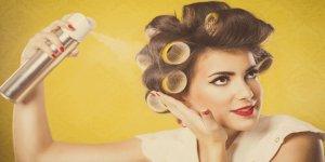 Kendi saç spreyinizi kolayca kendiniz yapabilirsiniz. Nasıl mı?