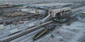 Ankara'da tren kazası: 9 kişi öldü, 47 kişi yaralandı