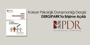 Kariyer Psikolojik Danışmanlığı Dergisi Erişime Açıldı
