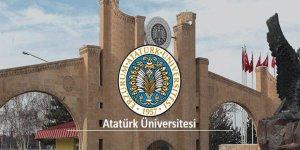 Atatürk Üniversitesi, Lisansüstü eğitim protokollerine bir yenisini daha ekledi