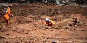 Brezilya'daki baraj faciasında ölü sayısı 100'e ulaştı