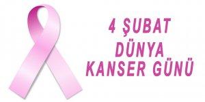 4 Şubat Dünya Kanser Günü:2018'de 9,6 milyon kişi kanserden öldü!