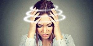 Stres vertigoyu tetikliyor