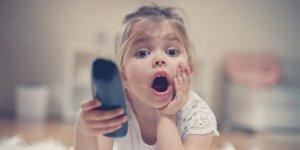 Ekrana maruz kalan çocuklarda dikkat eksikliği olabilir'