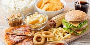 Sağlıksız beslenme psikolojiyi bozuyor