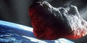 1500 tonluk meteor 2018'de Dünya'ya çarpmış