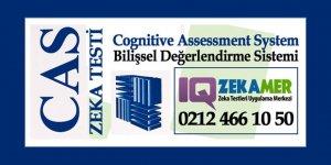 CAS Zeka Testi Nerede Uygulanıyor?