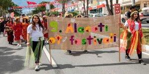 10. kez düzenlenecek Alaçatı Ot Festivali için geri sayım