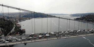 Fatih Sultan Mehmet Köprüsü'nde intihar teşebbüsü