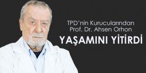 Prof. Dr. Ahsen Orhon Cebeci Asri Mezarlığında Defnedildi
