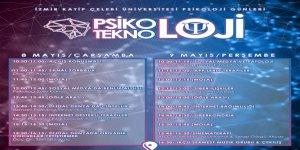 İzmir Kâtip Çelebi Üniversitesi 'Psikoloji Günleri' düzenlendi