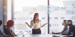 Erkek çalışanlar kadın yönetici istiyor