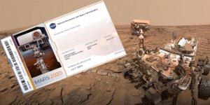 NASA Mars 2020 projesi: Türkiye'den rekor başvuru