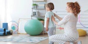 Çocuklarınıza doğru duruş pozisyonunu öğretin