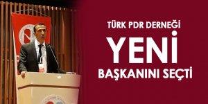Türk PDR Derneği Yeni Başkanı: Oğuz ÖZAT