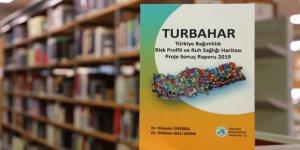 Türkiye'nin Ruh Sağlığı Haritası kitap oldu