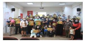 'Lösemiyle Yolculuk' Projesi Antalya'da