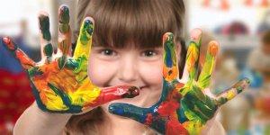 Sanat çocuğu geliştiriyor