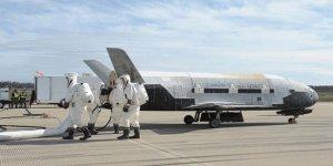 ABD'nin gizemli uzay uçağı iki yıllık gizli görevinden döndü