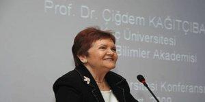 Türkiye'yi Sosyal Psikolojiyle Tanıştırarak Kabul Gören Anlayışları Yıkan Çiğdem Kağıtçıbaşı