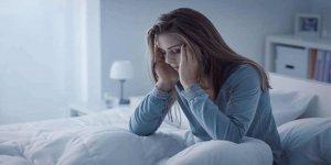 Anksiyete uykusuz bırakıyor