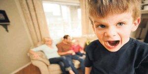 Çocuklarda aşırı tepkisel davranışlara dikkat