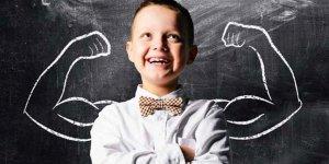 Özgüvenli çocuk yetiştirmenin 2 altın kuralı