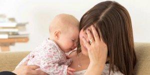 Lohusa depresyonu tüm aileyi sarsabilir!