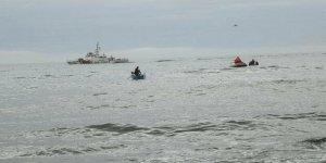 Rumelifeneri açıklarında balıkçı teknesi ile tanker çarpıştı: 3 kişi kayıp