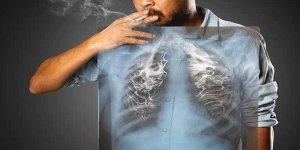 Sigara bırakıldığında akciğerler kendini iyileştiriyor