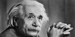 Albert Einstein'ın El Yazısıyla Yazdığı Mutluluk Kuramı
