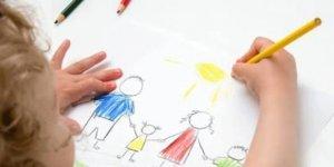 Çocukların İç Dünyası,İstek Ve Duyguları Çizdikleri Resimlerde Gizli