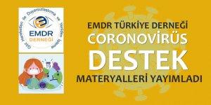 EMDR Terapistlerine Koronavirüs Destek Materyalleri