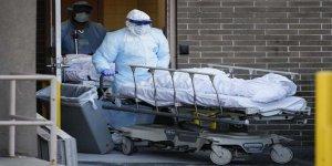 Ölen bir insandan bir başkasına corona virüs bulaştı